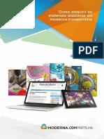 Folder Compartilha Pais Web