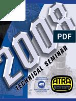 2008 ATRA Seminar Manual