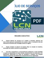 Portfólio LCN Tecnologia