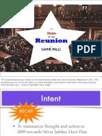 Kakinada Reunion Update 01
