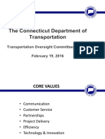 Transportation Oversight Committee