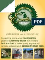 Townships Community Driven Goals