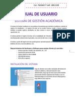 Manual de Usuario Sga Institutos