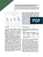 Avaliação da Degradação de Hidrocarbonetos Policíclicos Aromáticos (HPA) em Solos Arenosos Utilizando como Oxidante Persulfato de Sódio Ativado com Ferro