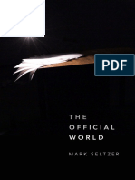 The Official World by Mark Seltzer