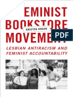 The Feminist Bookstore Movement by Kristen Hogan