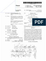 Method and apparatus for high efficiency reverse osmosis operation (US patent 6537456)