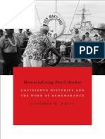 Memorializing Pearl Harbor by Geoffrey M. White