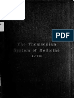 The Thomsonian System of Medicine 1905