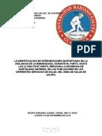 Protocolo de Investi de MM Mariano Galvez.