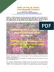 Beware of False Grace in the Modern Church