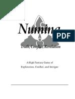 Numina Rulebook V1.2