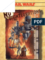 No Disintegrations SWRPG
