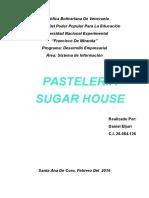 pasteleria sugar house