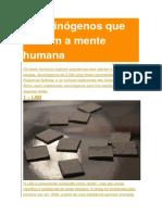 8 Alucinógenos Que Alteram a Mente Humana.doc