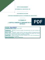 ETH1- Capital Humain 1