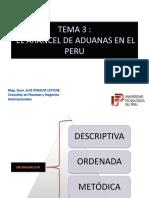 UTP Tema 3 El Arancel de Aduanas en El Peru . Caso Practico No 1