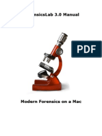 MacForensicsLab 3.0 Manual
