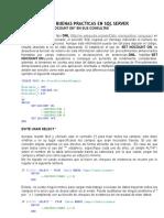 Clase Practica SQL Server