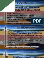 REGISTROS DE LITOLOGIA