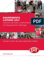 Lely Dairy Equipment 2014 - FR