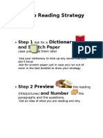 12 step reading strategy2016