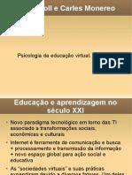 56087395 Coll e Monereo Psicologia Da Educacao Virtual