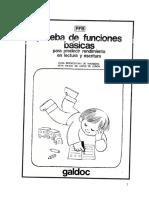 53592942 Cuadernillo de La Prueba de Funciones Basicas Este Usare