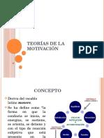 Teorias de La Motivacion VERSION FINAL