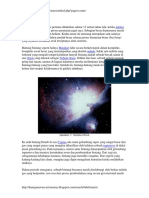 Astronomi Evolusi Bintang