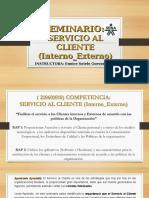 1 Seminario Servicio Al Cliente-Eunice en Fe y Aleg 2015