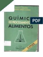 Química Do Processamento de Alimentos
