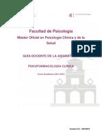 guía docente Psicofarmacología Clínica 2011-13.pdf
