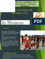 Sistema Nacional de Defensa Civil