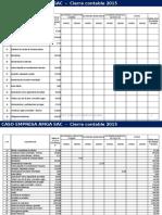 ARCHIVO 03 Cierre Contable Tributario 2015
