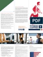 Brochure Fitness Coffee English Us A
