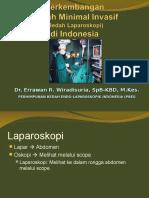 Perkembangan Bedah Minimal Invasif di Indonesia.ppt
