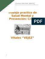 Salud Mental y Prevencion