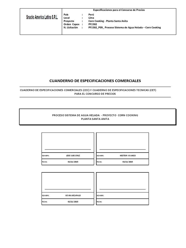 Proceso_PF1502_P09_CET+CEC_ Proceso Sistema de Agua Helada