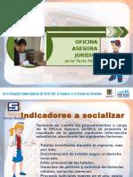 Rendicion de Cuentas 2015 Juridica