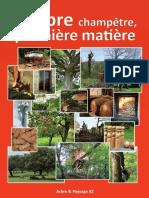 Livret Arbre Matiere Premiere AP32 Arbre Et Paysage Agroforesterie