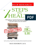7 Steps to Health and the Big Diabetes Lie Preview Free Download