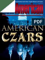 American Czars the New American Magazine Jan 4 2010pdf3209