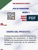 Diseño Producto -Procesos
