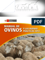 Datos Agrop. Manual de Ovinos