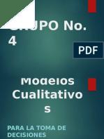 modelos cualitativos