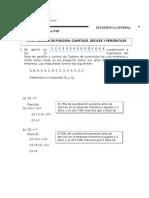 Práctica  N°5 MEDIDAS DE POSICIÓN