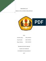 Preformulasi Gel Natrium Diklofenak Fix