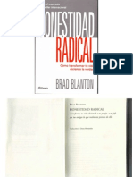 Brad Blanton - Honestidad Radical