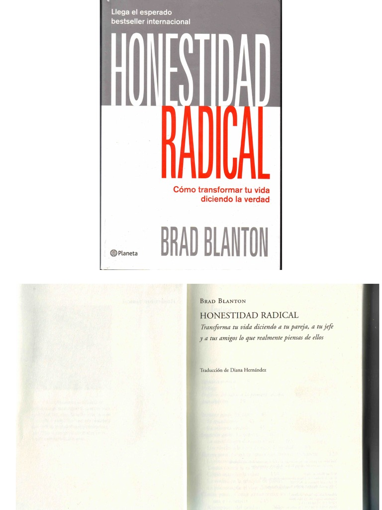 Brad blanton honestidad radical malvernweather Images